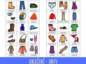 7. oblečení obuv